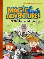 Magic Adventures 2 : The Jail of Magic +CD (P)