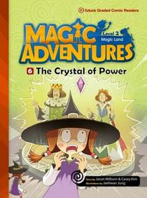 Magic Adventures 2 : The Cystal of Power +CD (P)