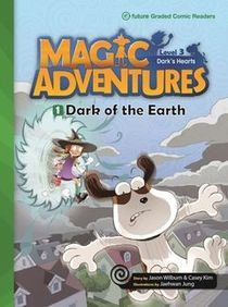 Magic Adventures 3 : Dark of the Earth +CD (P)