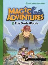 Magic Adventures 3 : The Dark Woods +CD (P)