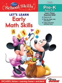 Disney School Skills : Let