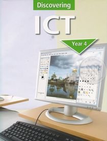Discovering ICT 4 : Textbook (P)