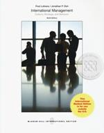International Management : Culture, Strategy and Behavior 9ED (P)