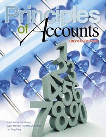 Principles of Accounts (Revised Edition) (P)